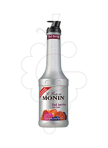 Foto Altres Monin Puré Red Berries (s/alcohol)