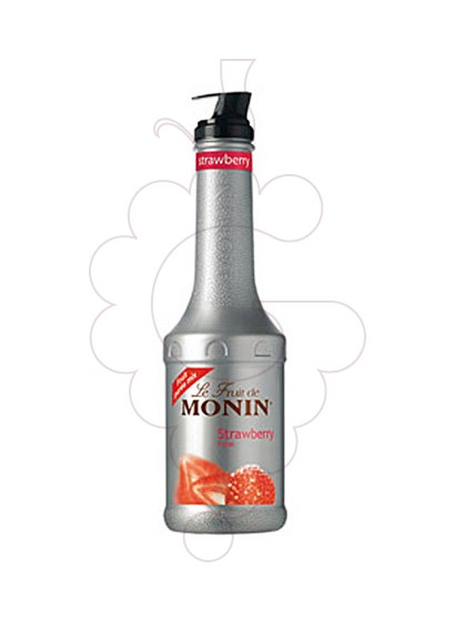 Foto Altres Monin Puré Strawberry (s/alcohol)
