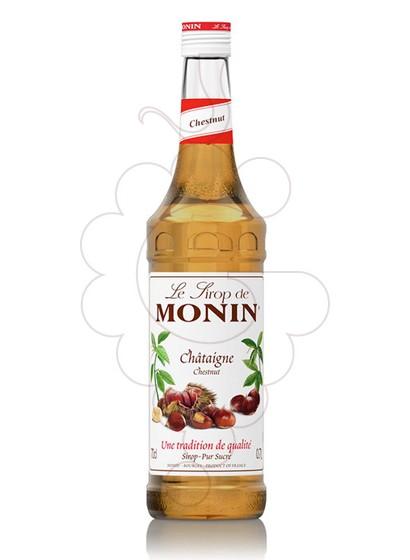 Foto Xarops Monin Saveur Chataigne (s/alcohol)
