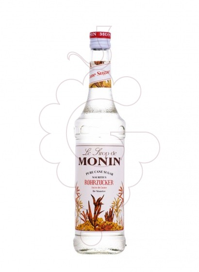 Foto Xarops Monin Pur Sucre de Canne (s/alcohol)