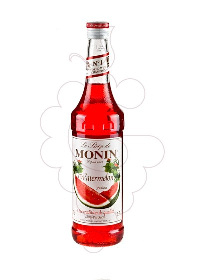Foto Xarops Monin Watermelon (s/alcohol)