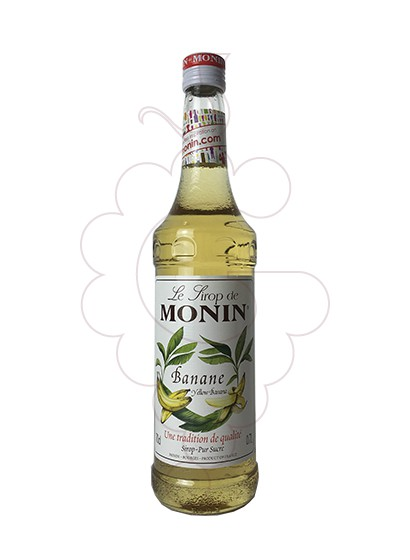 Foto Xarops Monin Yellow Banana (s/alcohol)