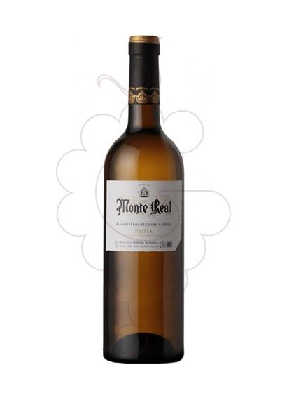 Foto Monte Real Blanco Fermentado en Barrica vi blanc