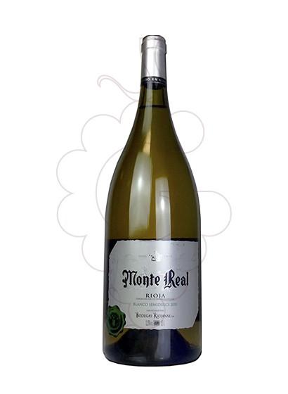 Foto Monte Real Blanc Semi Dolç Magnum vi blanc