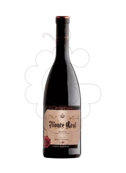 Foto Monte Real Gran Reserva Magnum vi negre