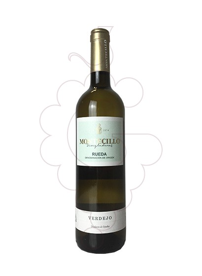 Foto Montecillo Verdejo vi blanc
