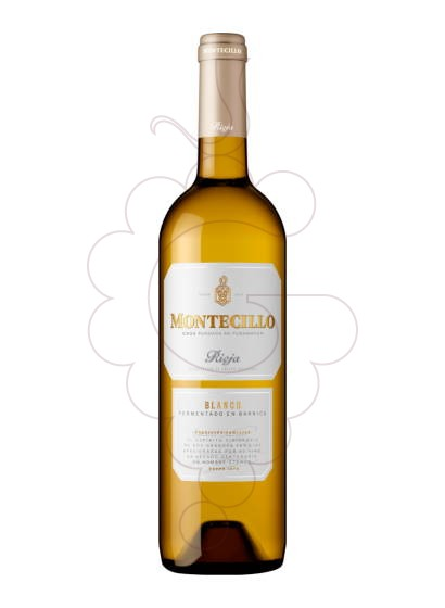 Foto Montecillo Blanc vi blanc