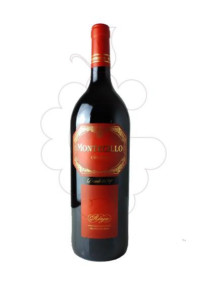 Foto Montecillo Crianza Magnum vi negre