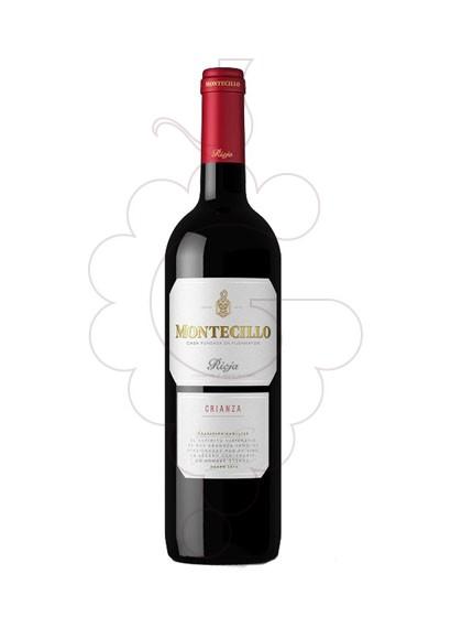 Foto Montecillo Crianza vi negre
