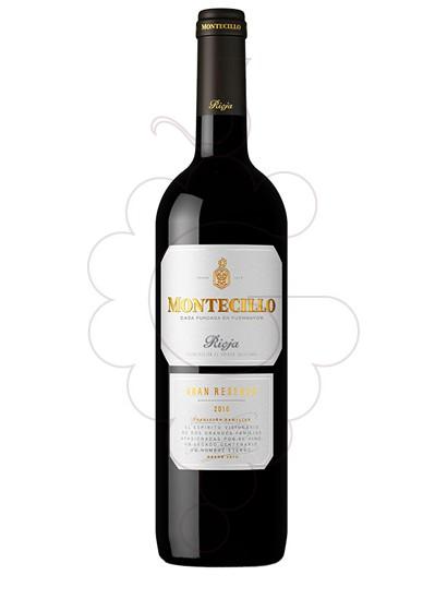 Foto Montecillo Gran Reserva vi negre