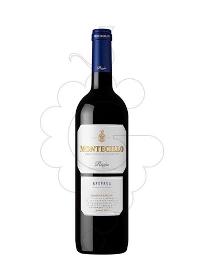 Foto Montecillo Reserva vi negre