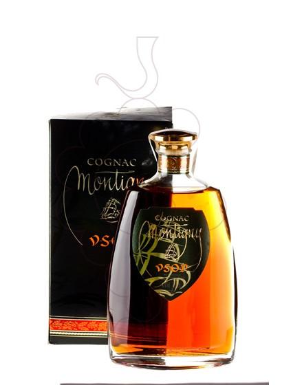 Foto Cognac Montigny V.S.O.P.