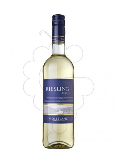 Foto Moselland Riesling Classic vi blanc