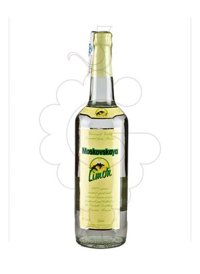 Foto Vodka Moskovskaya Limon