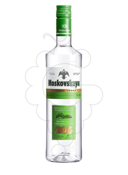 Foto Vodka Moskovskaya