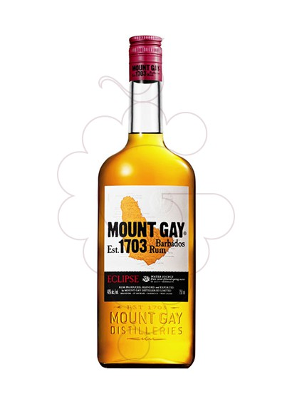 Foto Rom Mount Gay Eclipse
