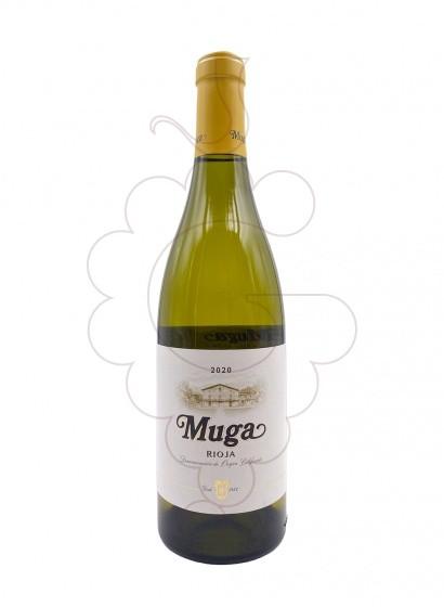 Foto Muga Blanc F. Barrica vi blanc