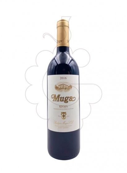 Foto Muga Crianza vi negre
