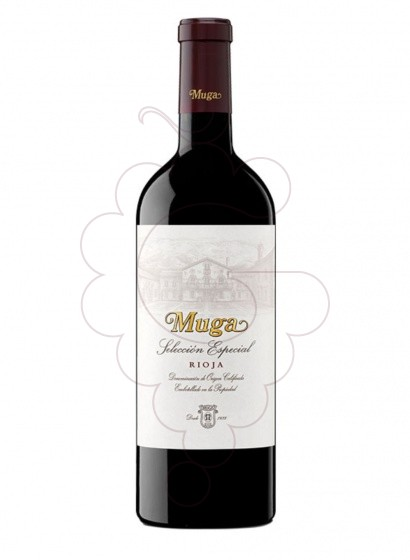 Foto Muga Reserva Selección Especial vi negre