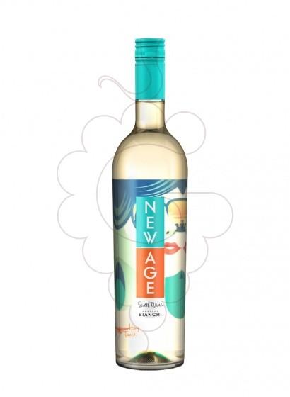 Foto New Age Blanc vi blanc