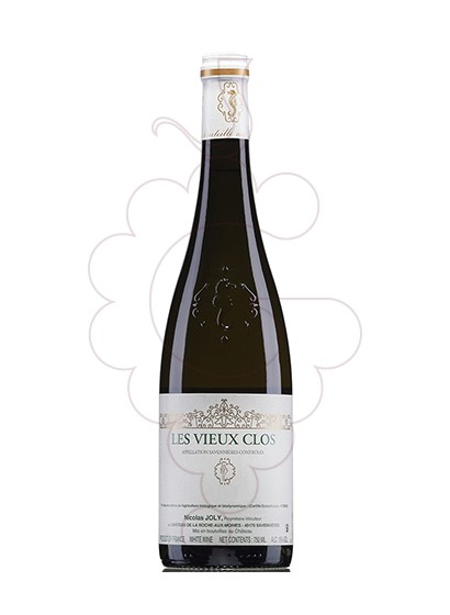 Foto Nicolas Joly les Vieux Clos vi blanc