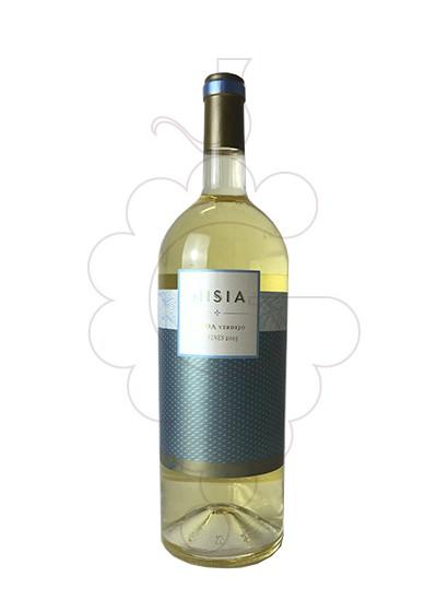 Foto Nisia Verdejo Magnum vi blanc