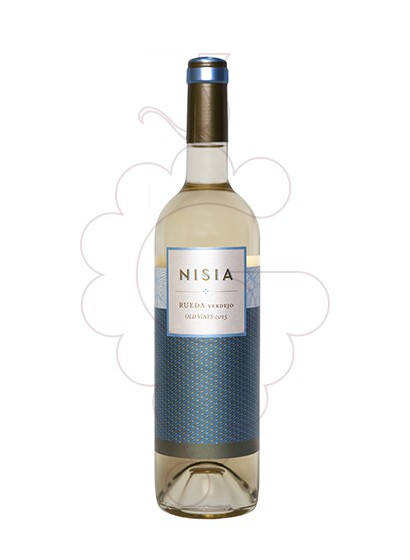 Foto Nisia Verdejo vi blanc
