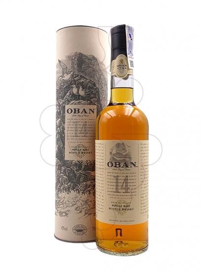 Foto Whisky Oban 14 Anys