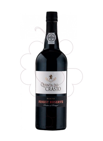 Foto Quinta do Crasto Finest Reserve Ruby vi generós