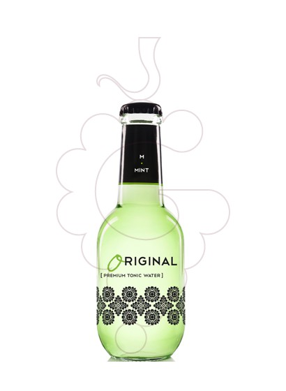 Foto Refrescs Original Tonic Water Mint