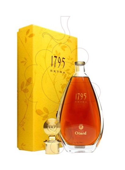 Foto Cognac Otard 1795 Extra Cognac