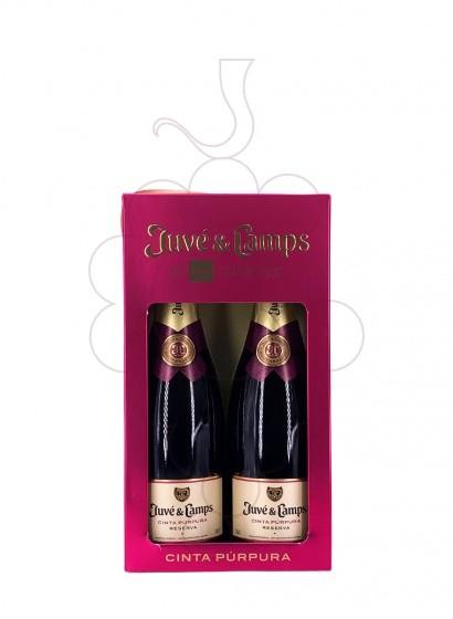 Foto Caixes regal Juve i Camps Brut Pack (2 u + catànies)