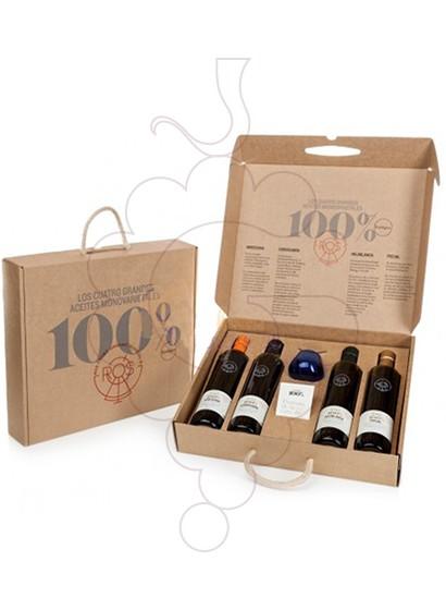 Foto Caixes regal Oli Ros Pack Tast Varietals 4 u