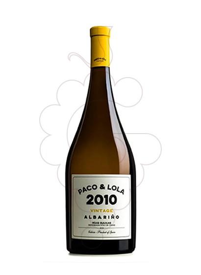 Foto Albariño Paco & Lola Vintage Magnum vi blanc