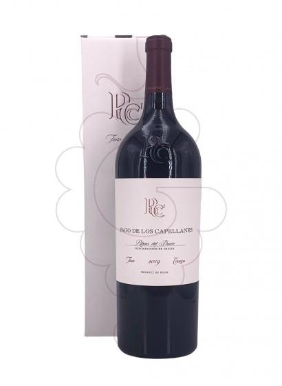 Foto Pago de Capellanes Crianza Magnum vi negre