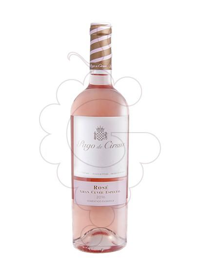 Foto Pago de Cirsus Rose Gran Cuvee Especial vi rosat