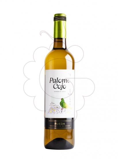 Foto Palomo Cojo Verdejo  vi blanc