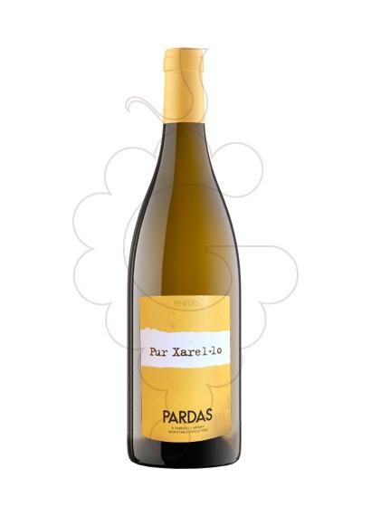 Foto Pardas Pur Xarel·lo vi blanc