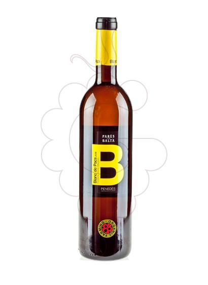 Foto Pares Balta Blanc de Pacs vi blanc