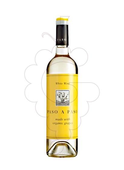 Foto Paso a Paso Orgànic Blanc vi blanc