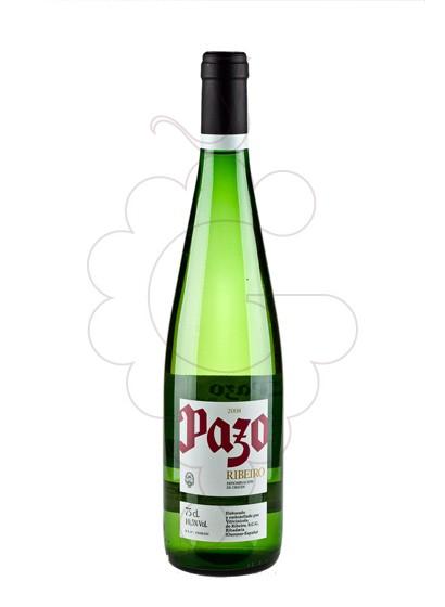Foto Pazo Ribeiro Blanc vi blanc