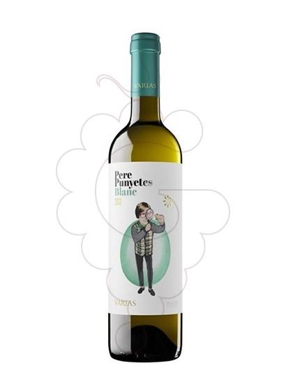 Foto Pere Punyetes Blanc vi blanc