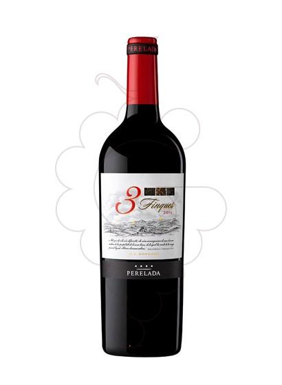Foto Perelada 3 Finques vi negre