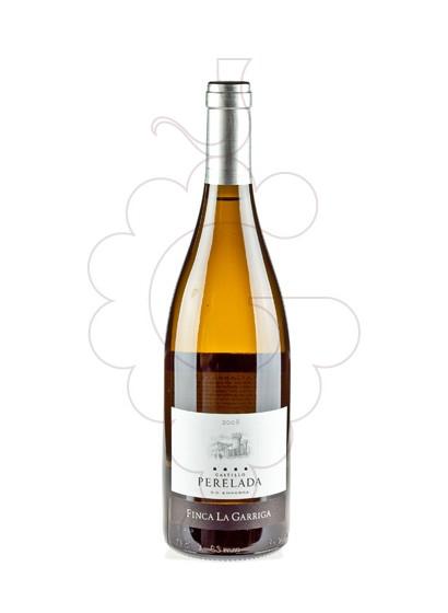 Foto Perelada la Garriga Blanc vi blanc