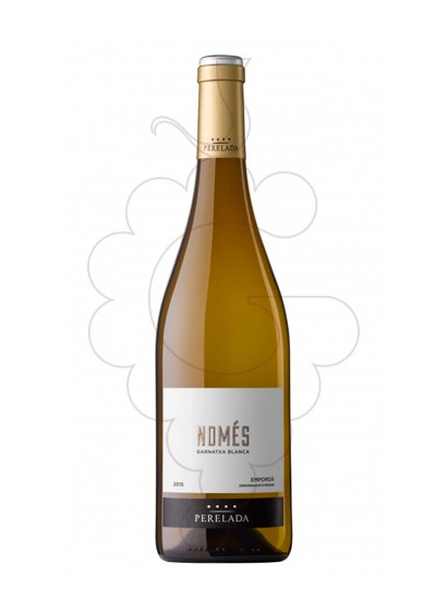 Foto Perelada Només Blanc vi blanc