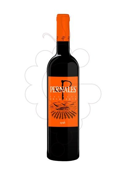 Foto Pernales Syrah Coupage vi negre