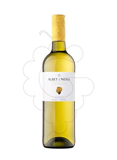 Foto Petit Albet Blanc vi blanc