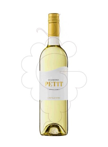 Foto Petit Diamond Blanc vi blanc