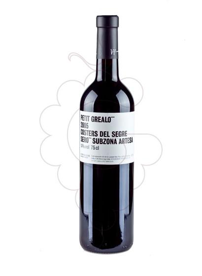 Foto Petit Grealo Negre vi negre