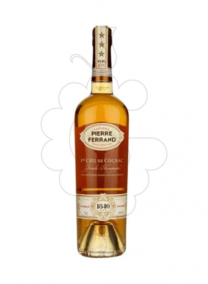 Foto Cognac Pierre Ferrand 1840 Original Formula
